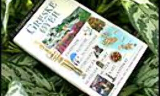 Gyldendals guidebøker er populære.