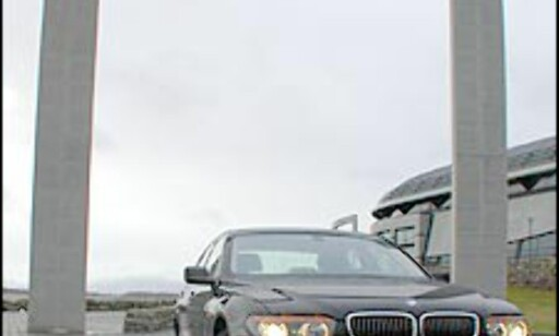 image: TEST: BMW 745i