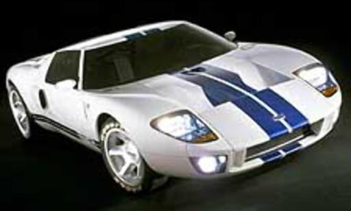 image: GT40 i produksjon