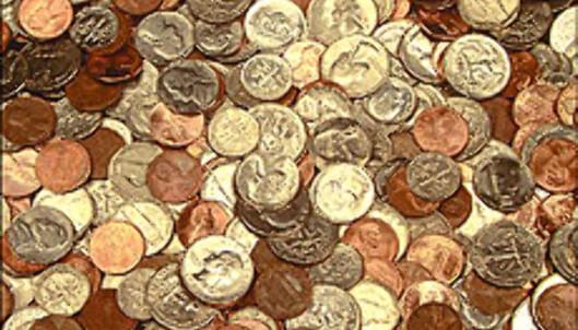 Pass på å ha nok småpenger til driks når du kommer til et nytt land.