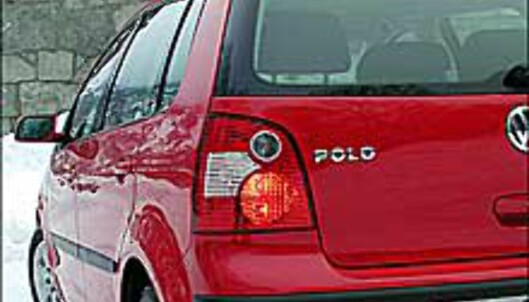 TEST: VW Polo 1.2 Trendline