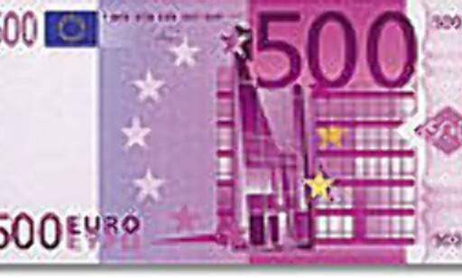 Samfunn: Enklere med EURO - DinSide