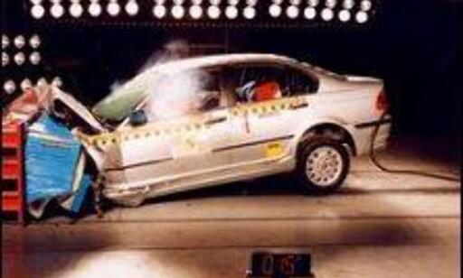 25 POENG: BMW 3-serie gjorde det ikke spesielt bra og berget såvidt den fjerde stjernen.