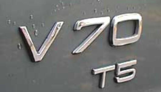 TEST: Volvo V70 T5