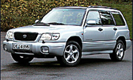 TEST: Subaru Forester S-turbo