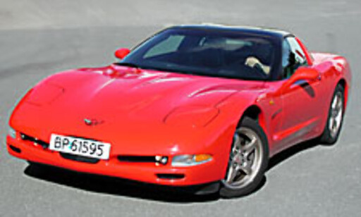 TEST: Chevrolet Corvette