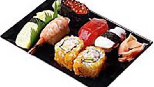 Sushi er mer og mer populært også her til lands. Men Fugu kan du glemme å få servert i Norge.