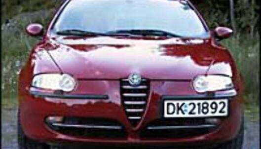 TEST: Alfa 147 2.0 Selespeed