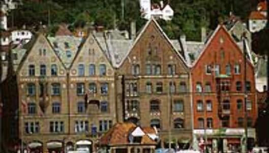 Hanseatene har satt spor i Bergen.<br /> <i>Foto: Jorge Tutor</I>
