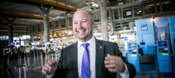 Anders Anundsen vil bli fylkesmann i Telemark og Vestfold