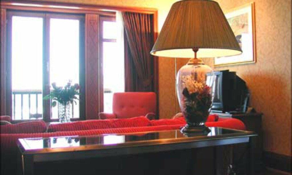 Hotell: Klassisk stue - DinSide