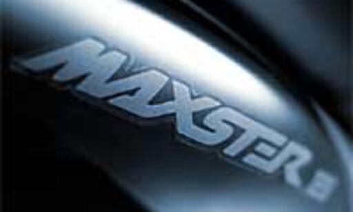 image: Yamaha Maxster 125
