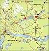 besseggen kart Reise: Kart: Besseggen   DinSide besseggen kart
