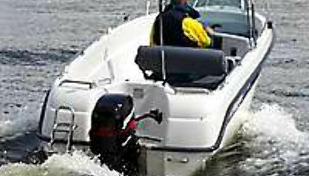 Motor og sjøegenskaper