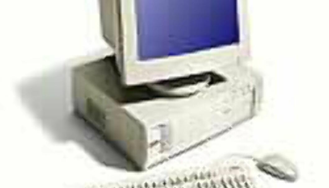 Nye PCer fra Compaq