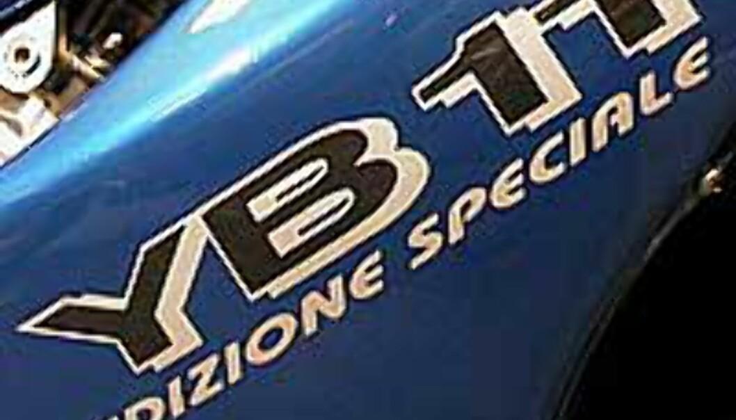 Bimota YB11 Edizione Speciale