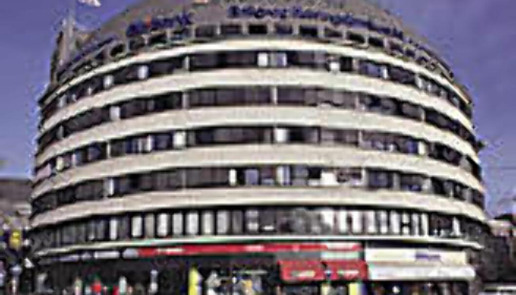 BNbank setter standarden for resten av landets banker.