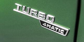 image: TEST:Mercedes-AMG A 45 med 381 hk