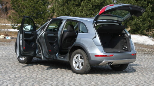 image: TEST: Audi Q5 - folkeutgaven med automatgir