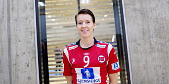 image: Ny babylykke for Kristine Lunde-Borgersen