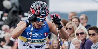 image: Marit Bjørgen knusende overlegen