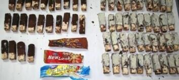 Disse «sjokoladene» er verdt en halv million