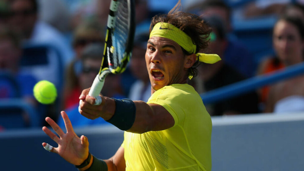FINALEKLAR: Rafael Nadal. Foto: Ronald Martinez/Getty Images/AFP