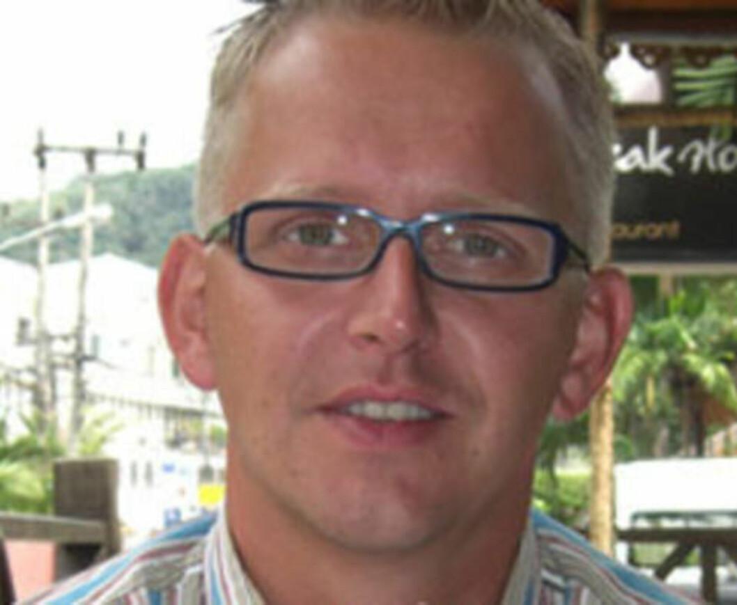 FORBEREDER SAK: Trønderen Frode Jørgensen, som tidligere er dømt for brudd på lotteriloven i Norge, er blant toppene i nettverksselskapet Bidify. Nå forbereder Bidify sak for å få penger ut av Towah-systemet.