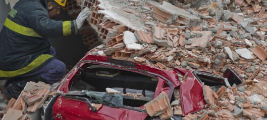 Minst seks omkom i bygningskollaps i Brasil