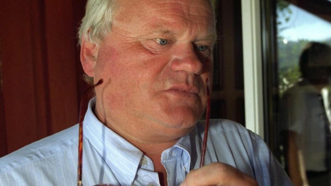 <strong>OPPTUR:</strong> John Fredriksen kan se tilbake på to gode uker på Oslo Børs.