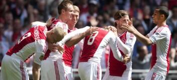 Ajax seriemester igjen