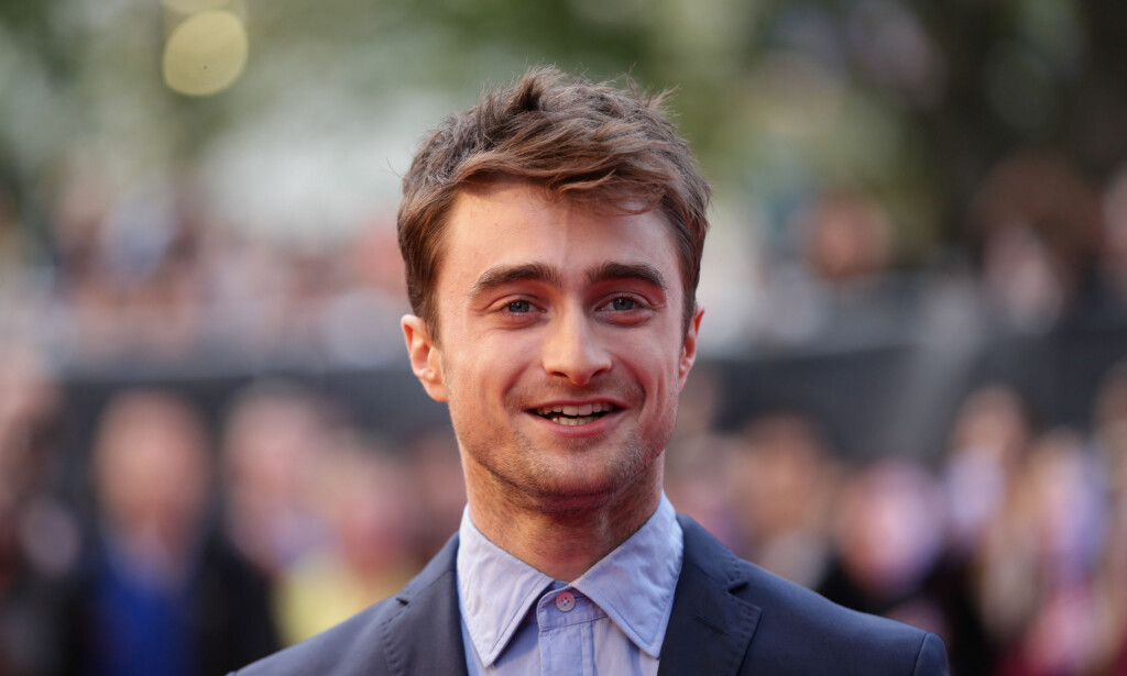 ÅPEN: Daniel Radcliffe har tidligere sagt at han ikke vil spille Harry Potter igjen, men sier nå at han aldri vil lukke den døra. Foto: Pa Photos / NTB Scanpix