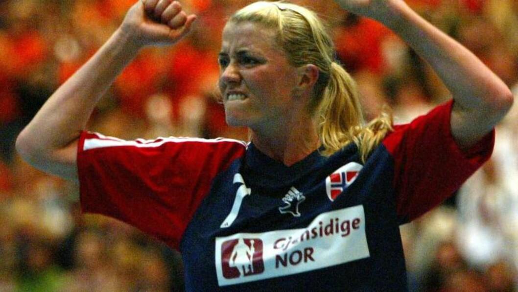 <strong>EKSPERT:</strong> Tidligere håndballspiller og TV 2-ekspert Randi Gustad. Foto: Gorm Kallestad / SCANPIX