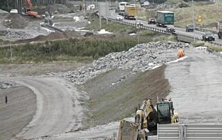 BEDRE VEIER: Infrastrukturen planlegges nå for å kunne ta imot flere grensehandlende. Illustrasjonsfoto: Sveinung Berg Bentzrød