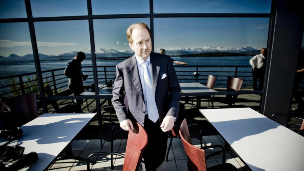 <strong>OPPTUR:</strong> Kjell Inge Røkkes aksjer i Aker steg med nesten 250 millioner kroner sist uke. Foto: Thomas Rasmus Skaug / Dagbladet