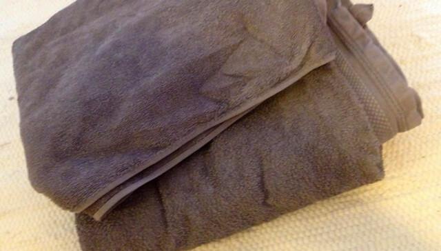 9798517a IKKE SOM PÅ HOTELL: Sliter du med håndklær som eksfolierer deg etter at du  har