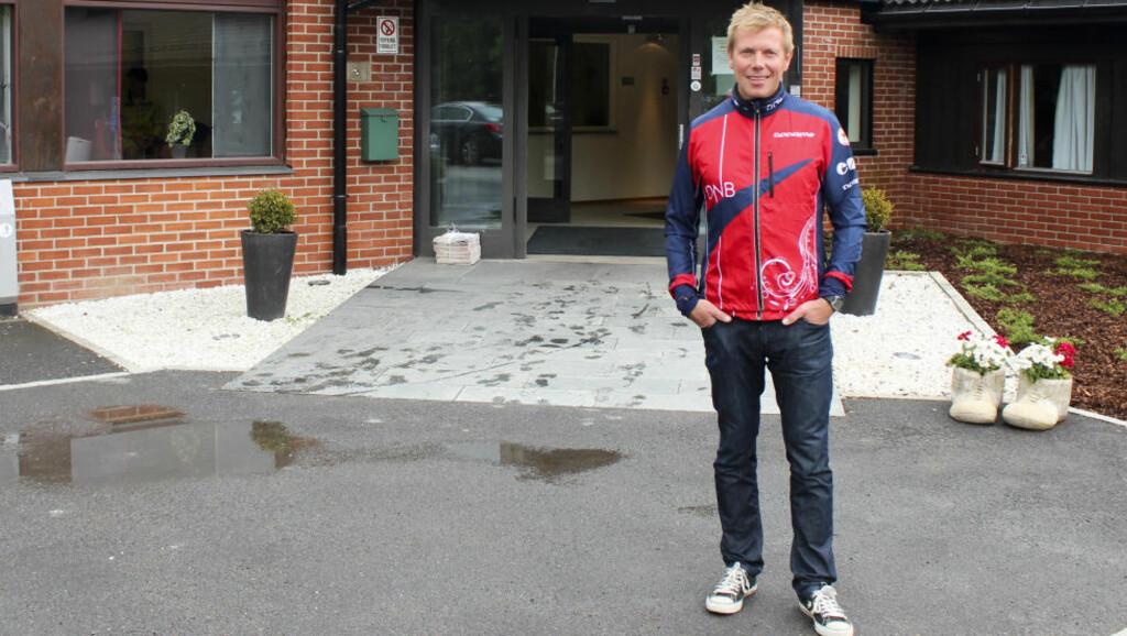 SLUTTER: Petter Thoresen gir seg som landslagssjef i orientering etter sesongen. Foto: Stian Johnsen / NTB Scanpix