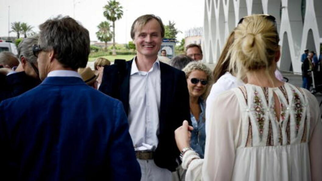 <strong>BLID:</strong> Investor Øystein Stray Spetalen ble litt rikere i uken som gikk også.  Foto: ØISTEIN NORUM MONSEN