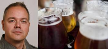 - Fortjeneste på øl-salg er skitne penger