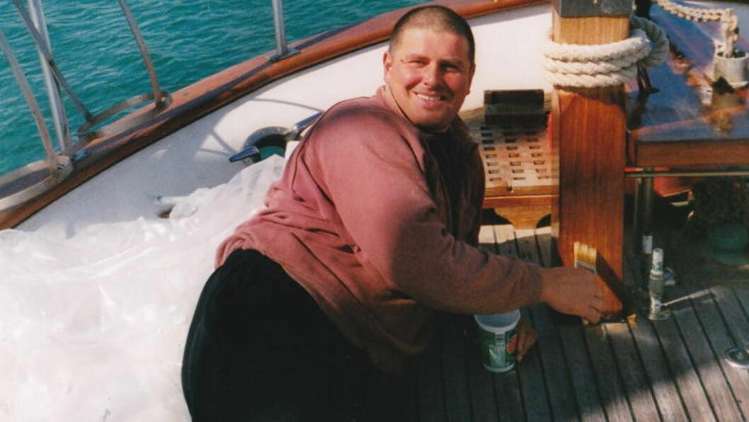 <strong>DREPT:</strong> Stein Kjetil Fredriksen ble drept da danske spesialstyrker slo til mot båten han var i.  Foto: Privat