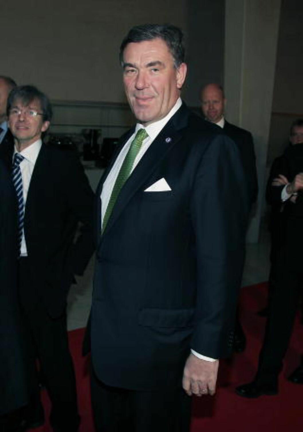 <strong>MANGEMILLIARDÆR:</strong> Stein Erik Hagen  har aksjer på Oslo Børs for mange milliarder kroner. Foto:Jacques Hvistendahl