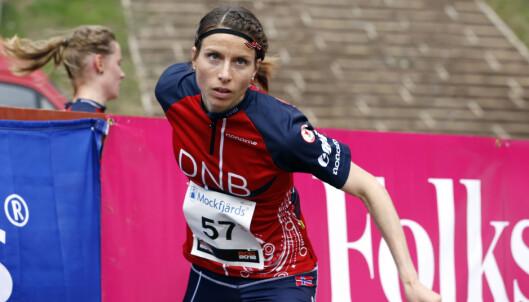 <strong>KRITISK:</strong> Orienteringsprofilen Anne Margrethe Hausken Nordberg liker ikke at Norges Skiforbund forsøker å hente sekunder gjennom å operere i etiske gråsoner. Foto: SÖREN ANDERSSON / NTB scanpix