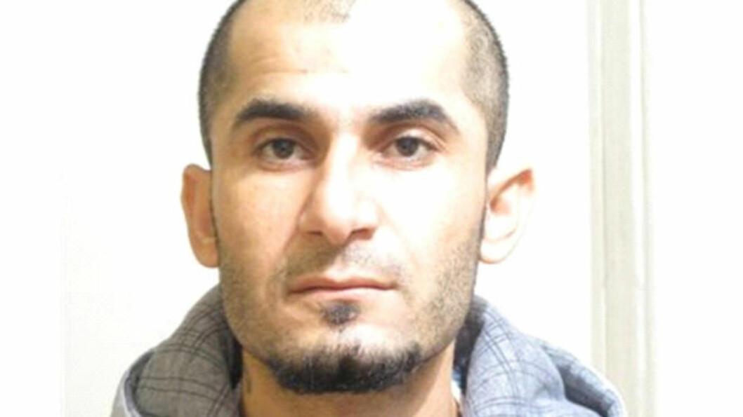 <strong>FUNNET DREPT:</strong> Politiet offentliggjorde torsdag bilde av Arshad Tofiq Mohammad Taher som ble funnet død i vannet ved Trøsken bru i Sarpsborg lørdag 8. juni.  Foto: Politiet / NTB scanpix