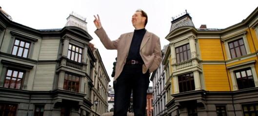 Forlagsmannen Bjarne Buset ble refusert av seks forlag