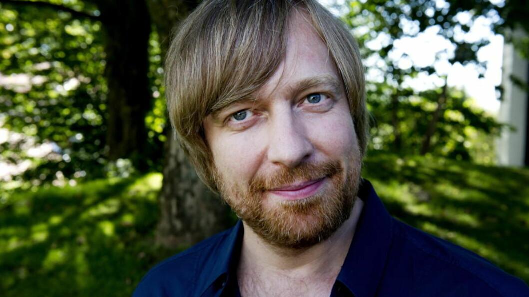 <strong>NY HOLLYWOOD-FILM:</strong> Regissør Morten Tyldum presenterte har fått enda en regissørjobb i Hollywood. Foto: Øistein Norum Monsen.