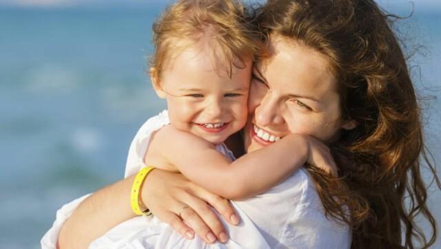 e3cf13b5 BARNS KJÆRLIGHET: Barn uttrykker kjærlighet på en rekke ulike måter du  kanskje ikke har tenkt
