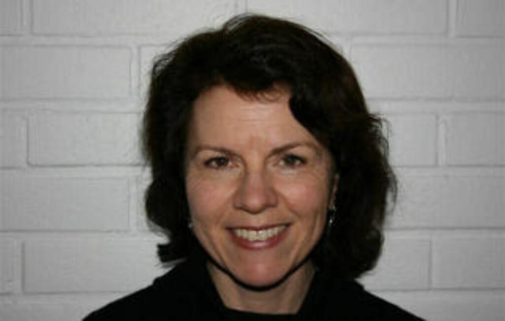Marian Ådnanes, seniorforsker/dr.polit. i SINTEF Teknologi og samfunn, avd. Helse