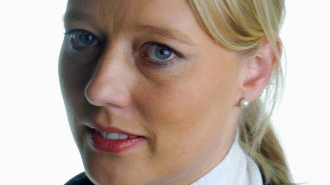 FRYKT:  Advokat Marte Svarstad Brodtkorb fryketr for framtida til Fri rettshjelp.  Foto VEDLOG/HANS ARNE Dagbladet