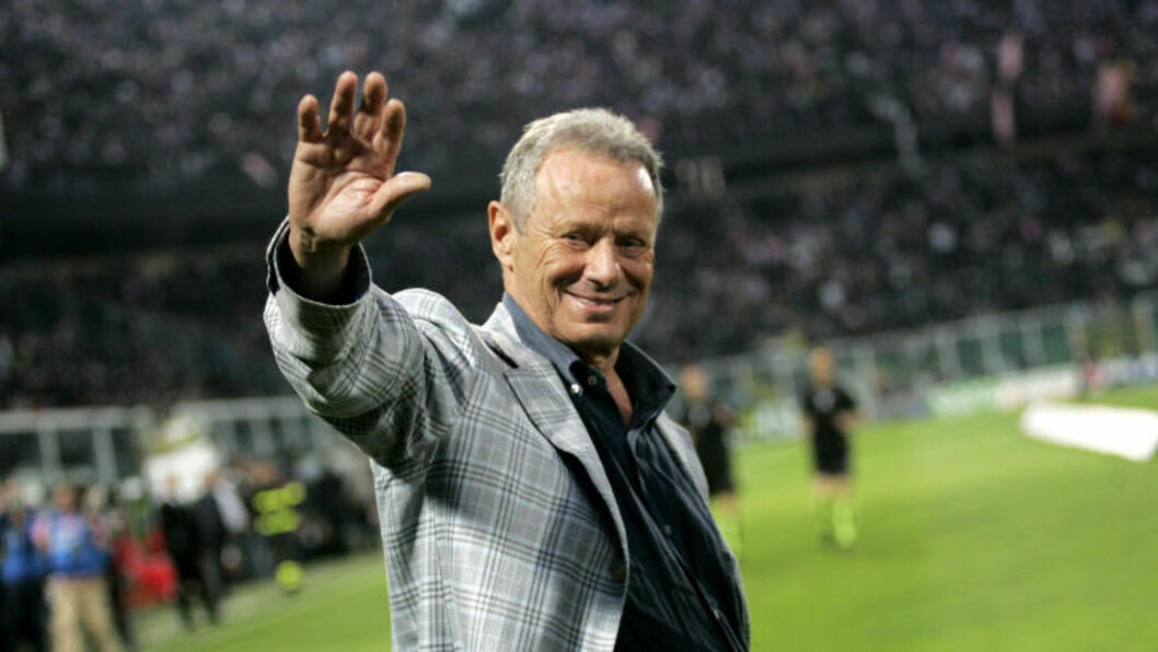 <strong>KONTROVERSIELL:</strong> Palermo-sjef Maurizio Zamparini. Foto: AFP PHOTO / Marcello PATERNOSTRO