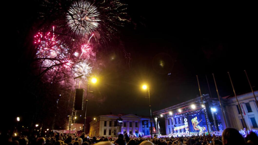 <strong>FEST I BYEN:</strong>  Oslos OL-planer har langt viktigere innhold enn bare å lage tidenes idrettsfest i byen. Foto: Sveinung U. Ystad, Dagbladet.